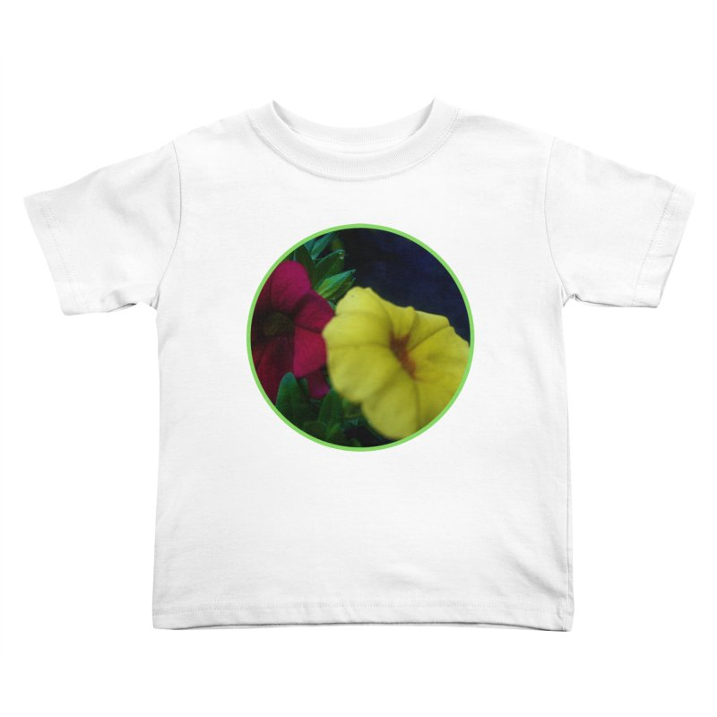 flowers #2 Kids Toddler T-Shirt by J. Lavallee's Artist Shop