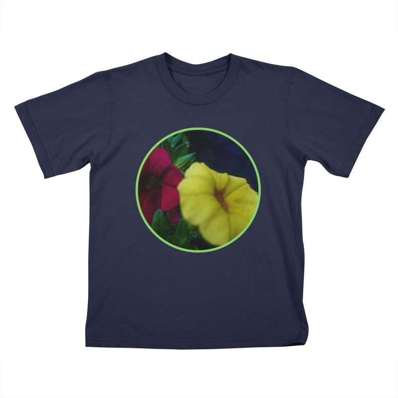 flowers #2 Kids T-Shirt by J. Lavallee's Artist Shop