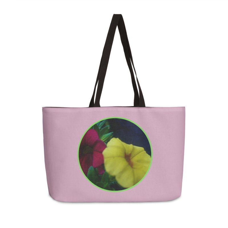 flowers #2 Accessories Weekender Bag Bag by J. Lavallee's Artist Shop