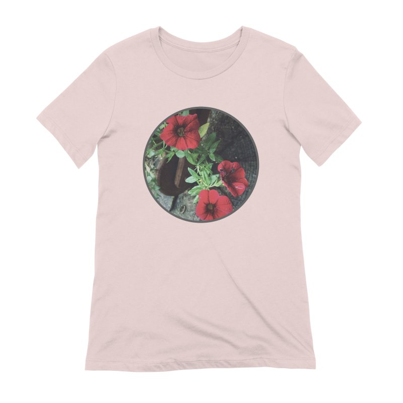 flowers #3 Women's Extra Soft T-Shirt by J. Lavallee's Artist Shop