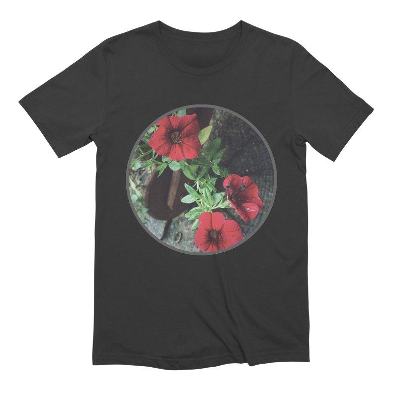 flowers #3 Men's Extra Soft T-Shirt by J. Lavallee's Artist Shop