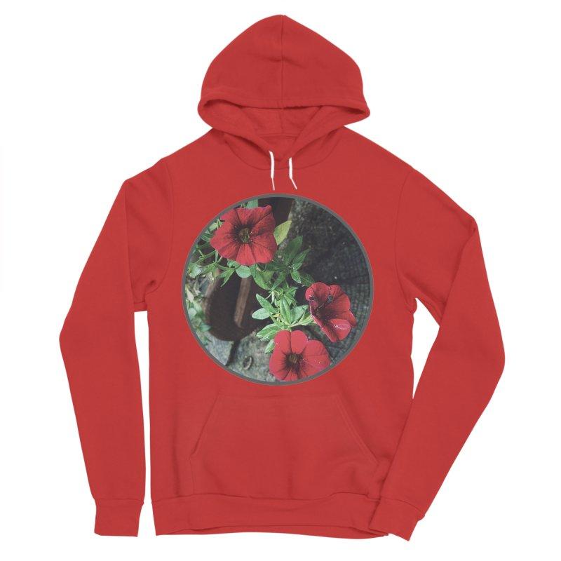 flowers #3 Women's Pullover Hoody by J. Lavallee's Artist Shop
