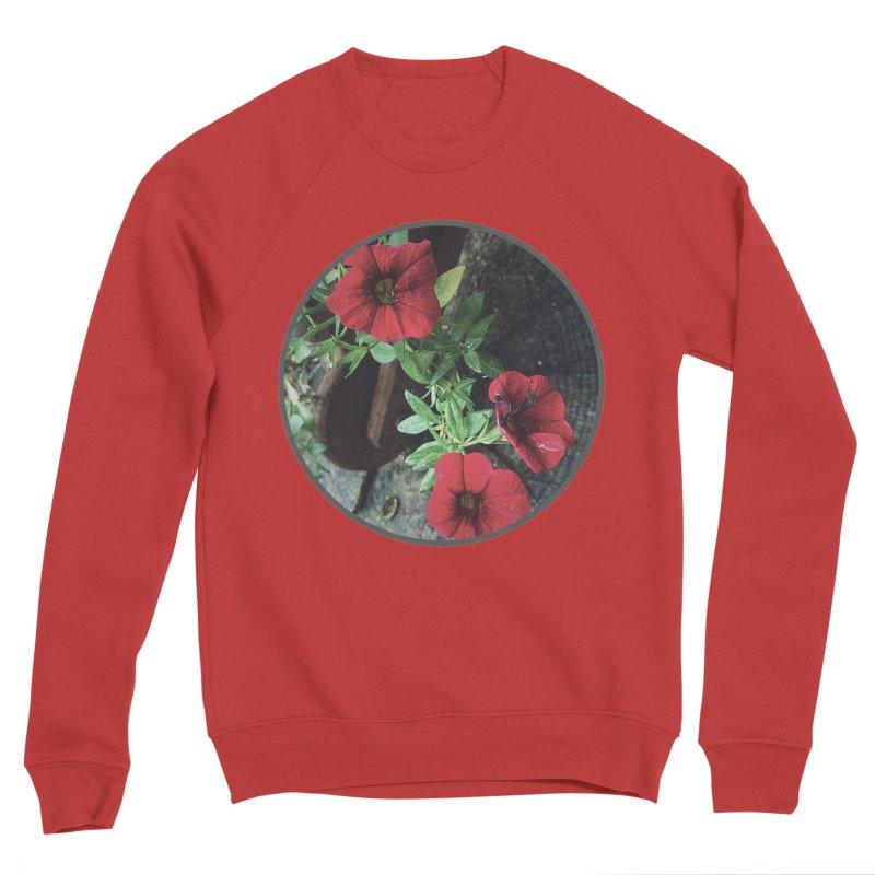 flowers #3 Women's Sponge Fleece Sweatshirt by J. Lavallee's Artist Shop