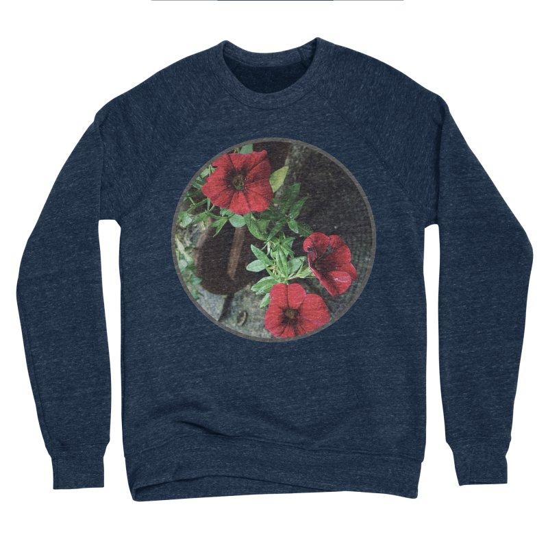 flowers #3 Men's Sponge Fleece Sweatshirt by J. Lavallee's Artist Shop