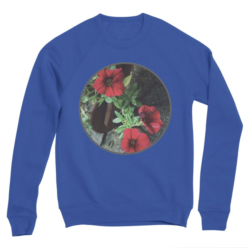 flowers #3 Men's Sweatshirt by J. Lavallee's Artist Shop
