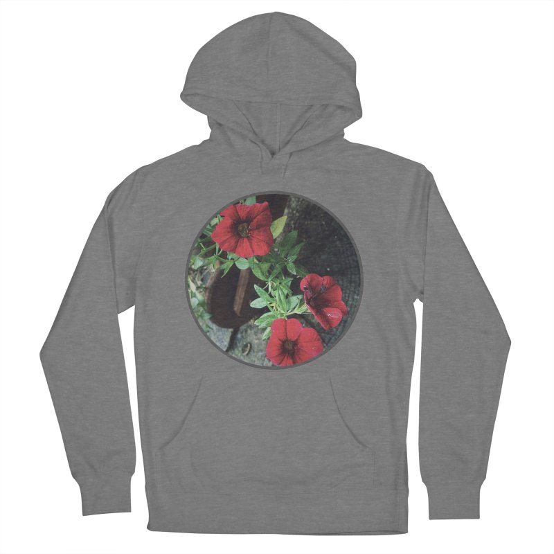 flowers #3 Women's Pullover Hoody by J. Lavallee's Artist Shop