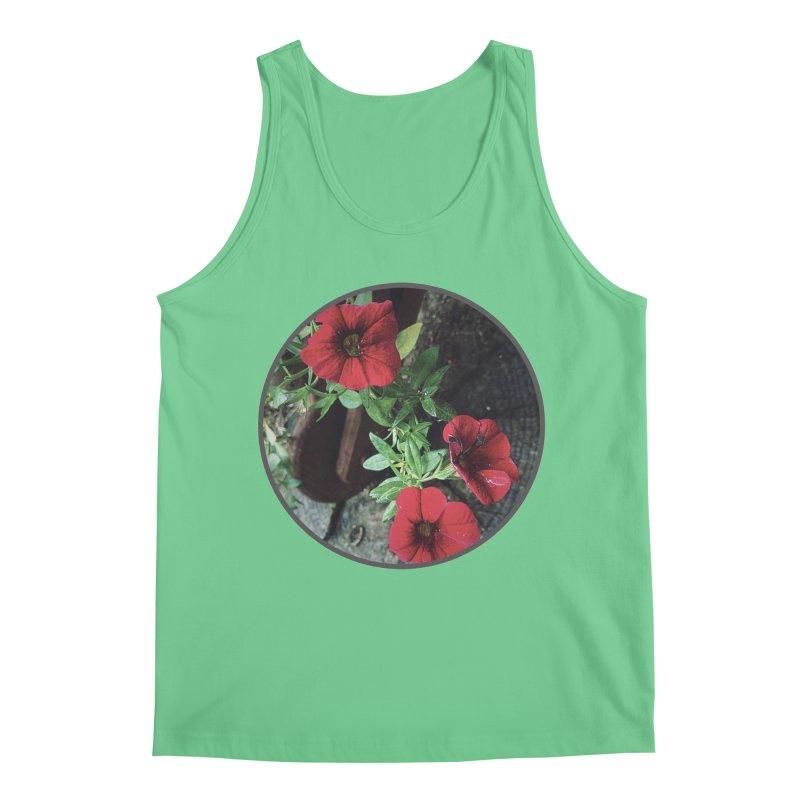 flowers #3 Men's Regular Tank by J. Lavallee's Artist Shop