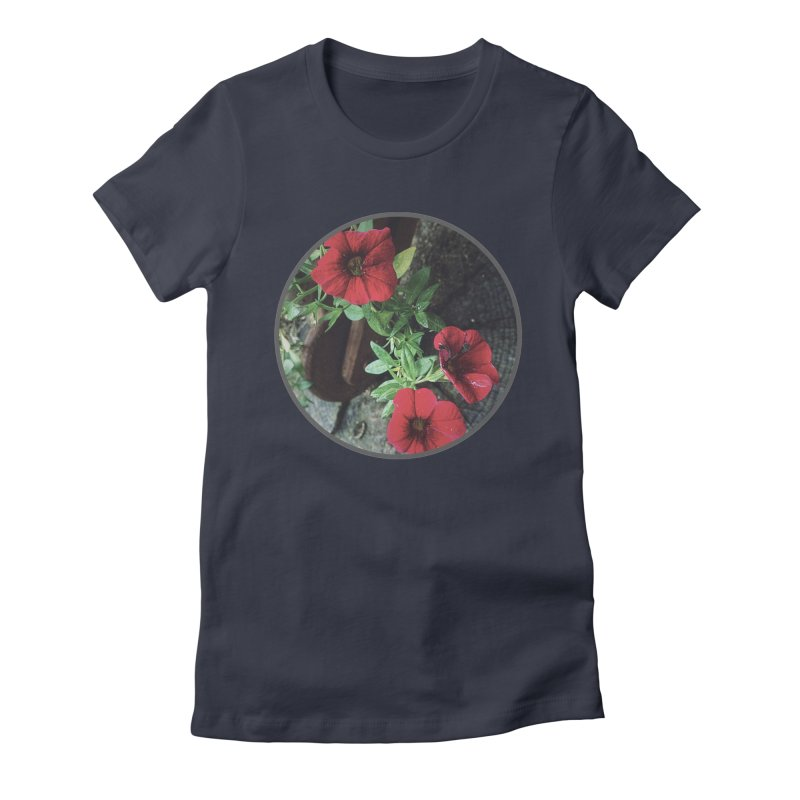 flowers #3 Women's T-Shirt by J. Lavallee's Artist Shop