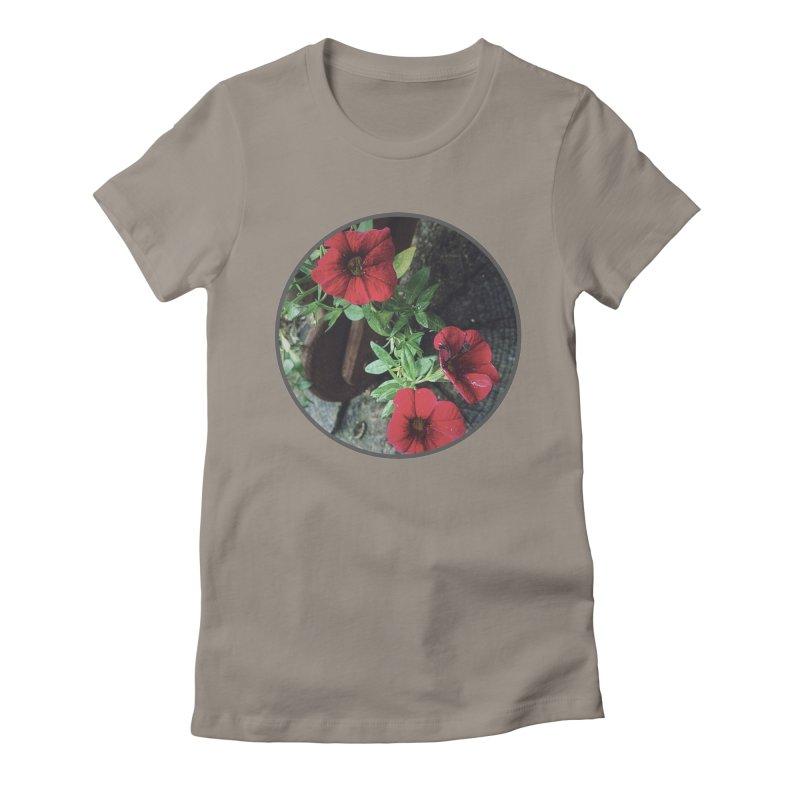 flowers #3 Women's T-Shirt by J. Lavallee's Artist Shop