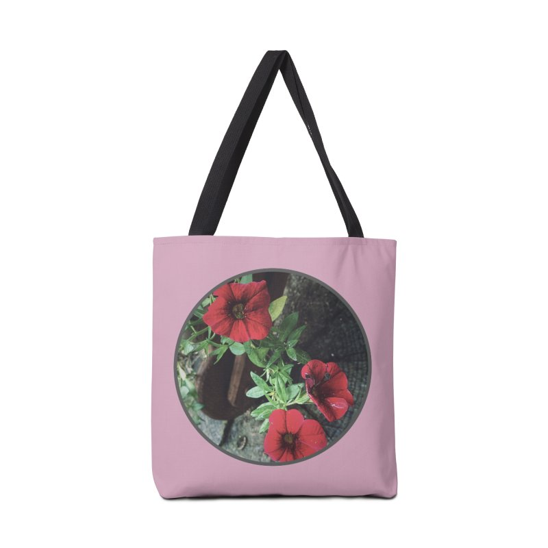 flowers #3 Accessories Tote Bag Bag by J. Lavallee's Artist Shop