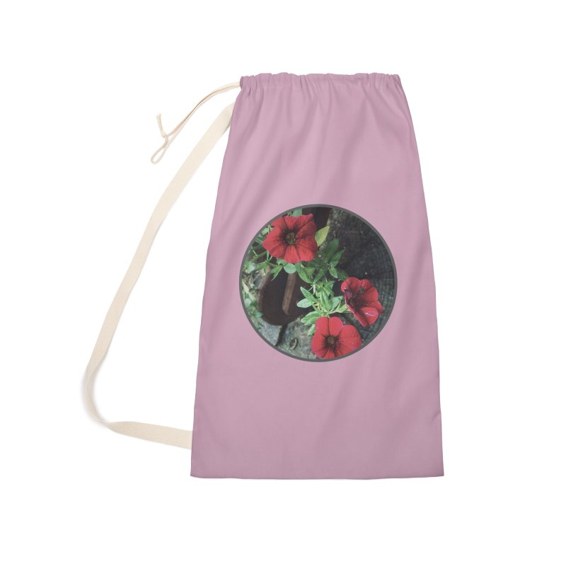 flowers #3 Accessories Laundry Bag Bag by J. Lavallee's Artist Shop