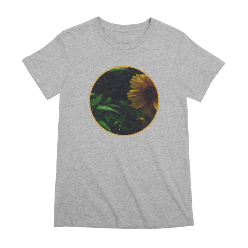flowers #4 Women's Premium T-Shirt by J. Lavallee's Artist Shop