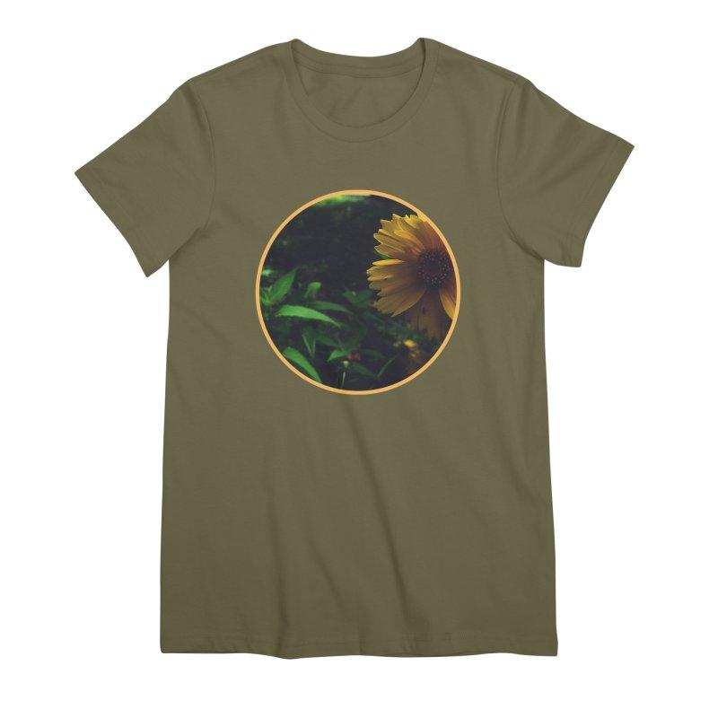 flowers #4 Women's Premium T-Shirt by J. Lavallee's Artist Shop