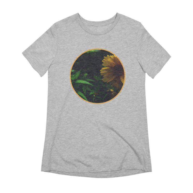 flowers #4 Women's Extra Soft T-Shirt by J. Lavallee's Artist Shop