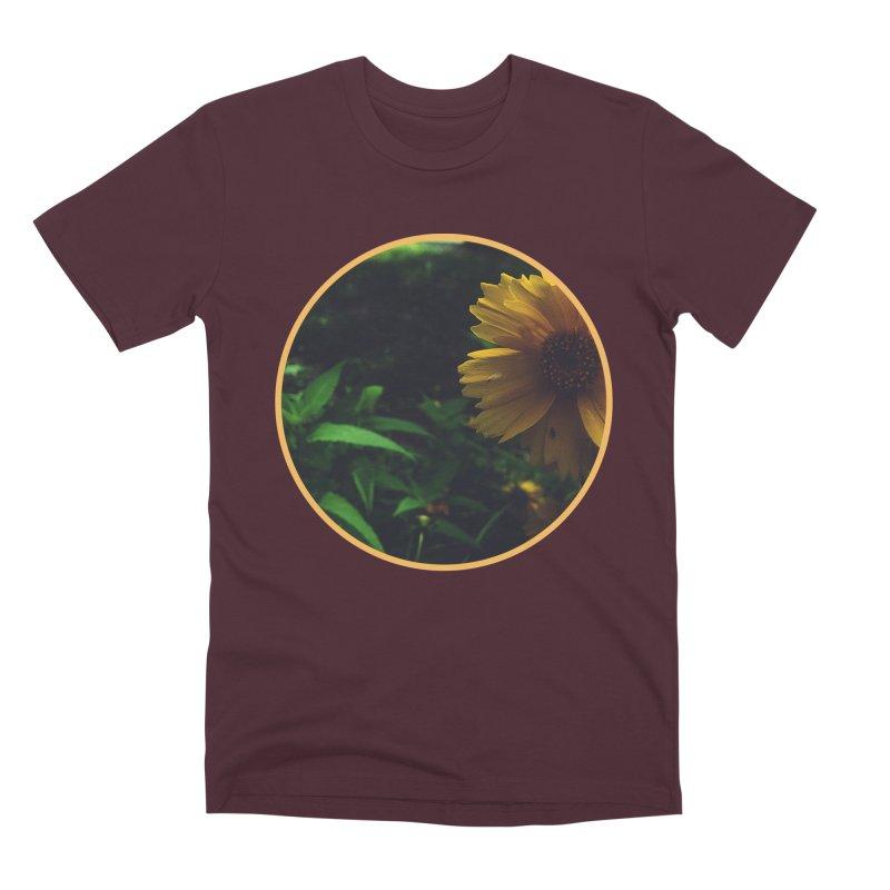 flowers #4 Men's Premium T-Shirt by J. Lavallee's Artist Shop