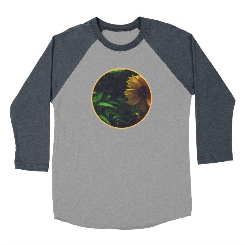 flowers #4 Women's Baseball Triblend Longsleeve T-Shirt by J. Lavallee's Artist Shop