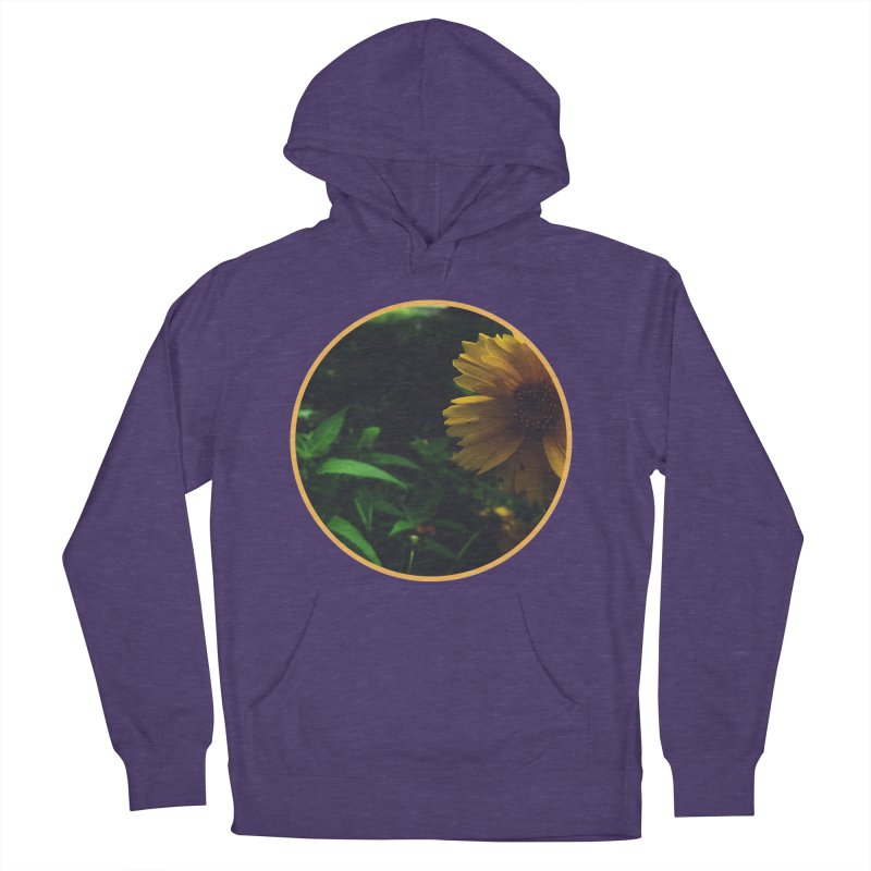 flowers #4 Women's French Terry Pullover Hoody by J. Lavallee's Artist Shop