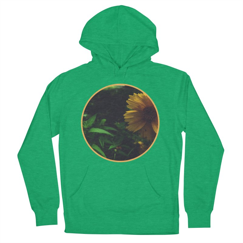 flowers #4 Men's French Terry Pullover Hoody by J. Lavallee's Artist Shop
