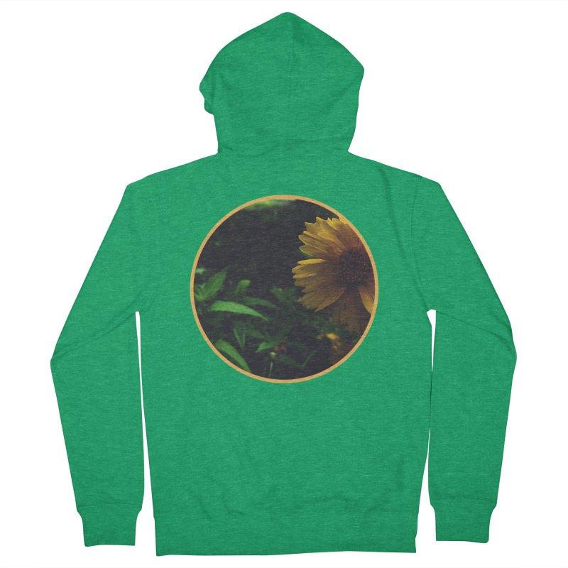 flowers #4 Women's Zip-Up Hoody by J. Lavallee's Artist Shop