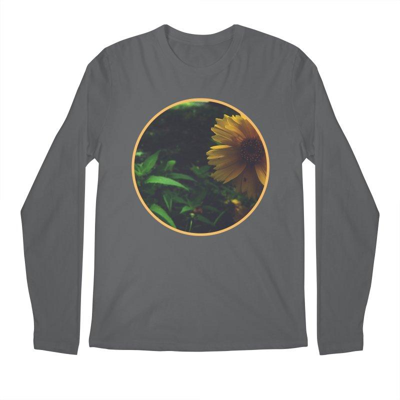 flowers #4 Men's Longsleeve T-Shirt by J. Lavallee's Artist Shop