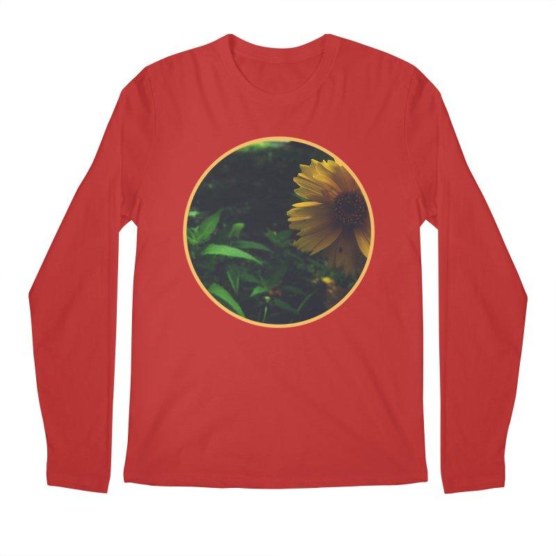 flowers #4 Men's Regular Longsleeve T-Shirt by J. Lavallee's Artist Shop