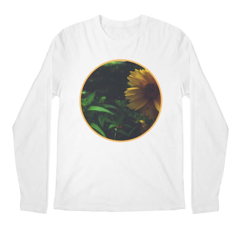 flowers #4 Men's Regular Longsleeve T-Shirt by J. Lavallee's Artist Shop