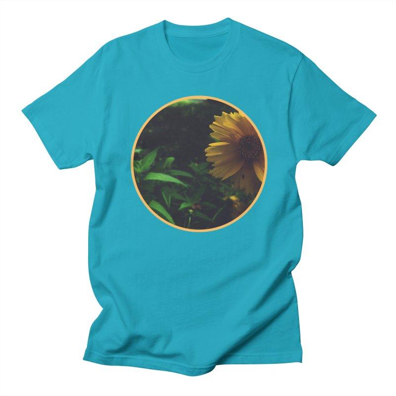 flowers #4 Men's Regular T-Shirt by J. Lavallee's Artist Shop
