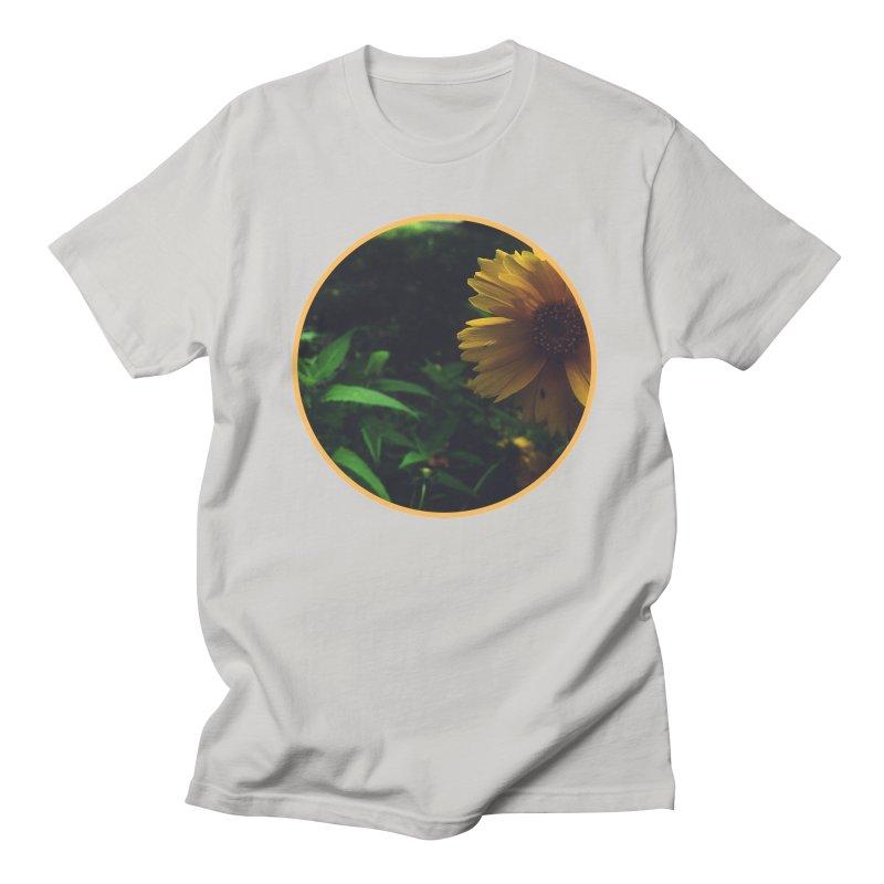 flowers #4 Men's T-Shirt by J. Lavallee's Artist Shop
