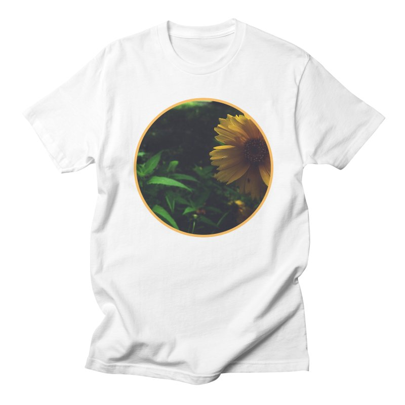 flowers #4 Men's T-Shirt by J. Lavallee's Artist Shop