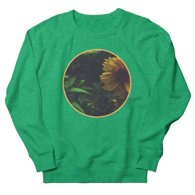 flowers #4 Women's French Terry Sweatshirt by J. Lavallee's Artist Shop