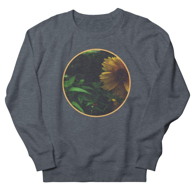 flowers #4 Men's French Terry Sweatshirt by J. Lavallee's Artist Shop