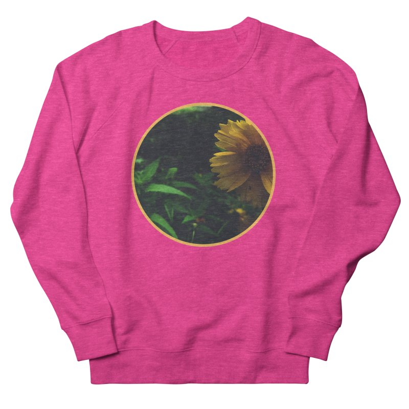 flowers #4 Men's French Terry Sweatshirt by J. Lavallee's Artist Shop