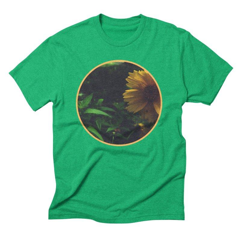 flowers #4 Men's Triblend T-Shirt by J. Lavallee's Artist Shop