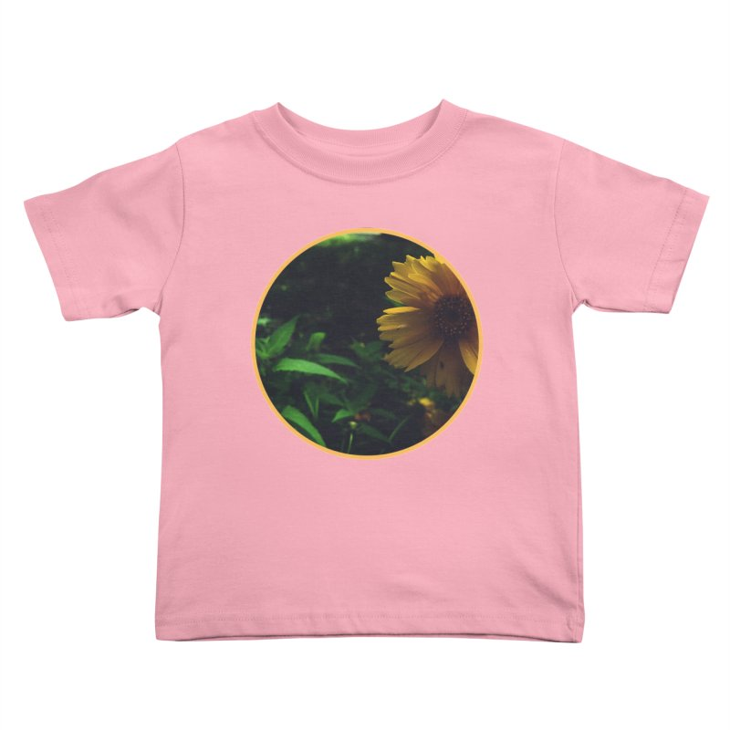 flowers #4 Kids Toddler T-Shirt by J. Lavallee's Artist Shop
