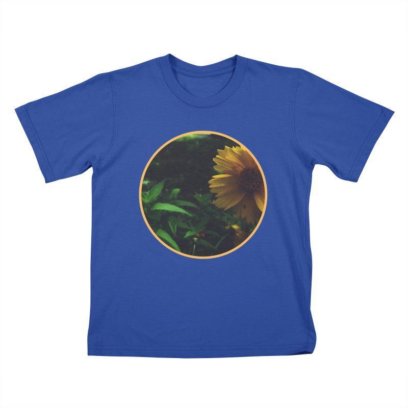 flowers #4 Kids T-Shirt by J. Lavallee's Artist Shop