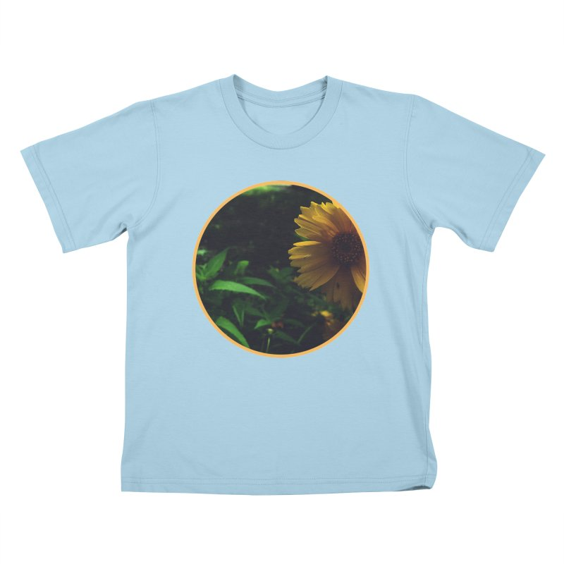 flowers #4 Kids T-Shirt by J. Lavallee's Artist Shop