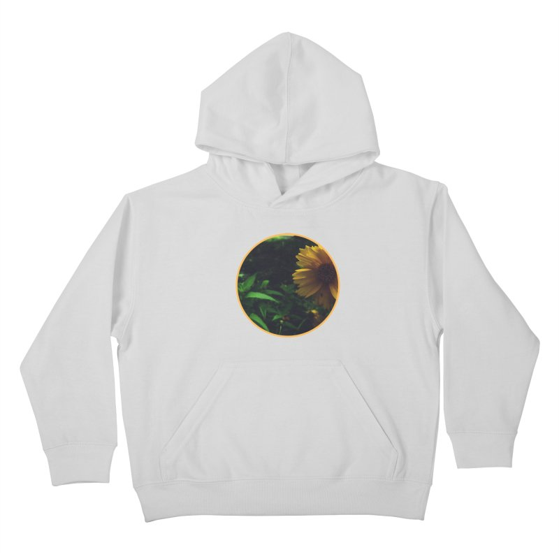 flowers #4 Kids Pullover Hoody by J. Lavallee's Artist Shop