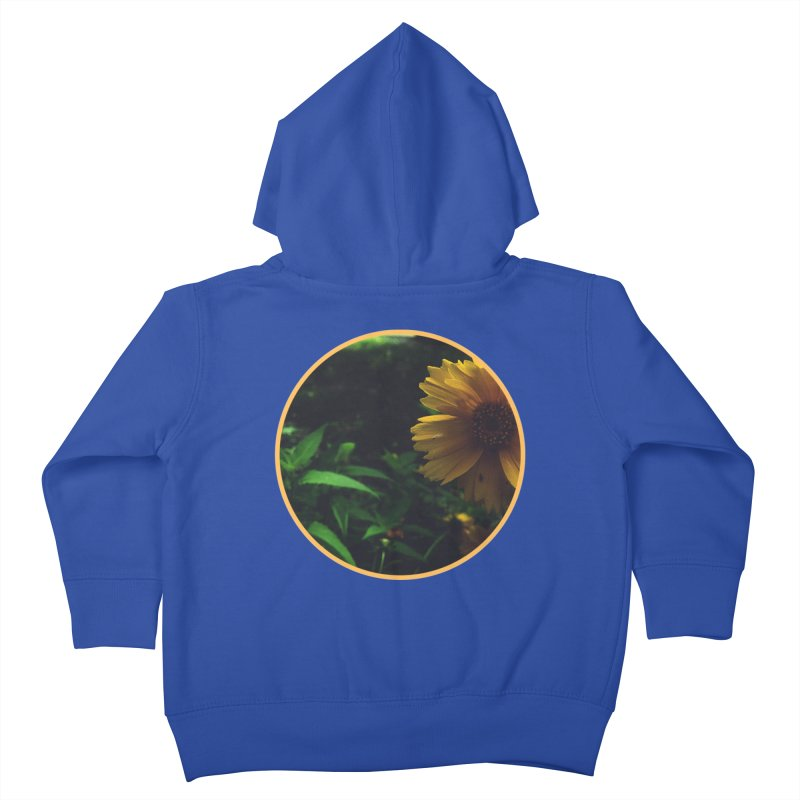 flowers #4 Kids Toddler Zip-Up Hoody by J. Lavallee's Artist Shop
