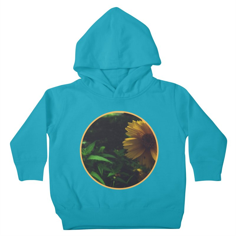flowers #4 Kids Toddler Pullover Hoody by J. Lavallee's Artist Shop