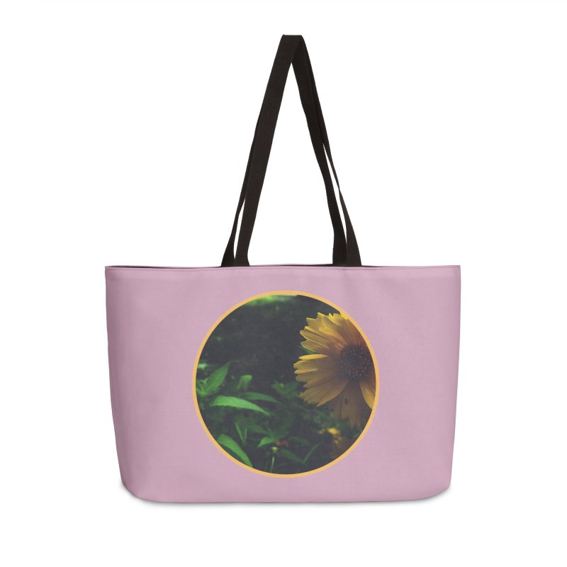 flowers #4 Accessories Weekender Bag Bag by J. Lavallee's Artist Shop