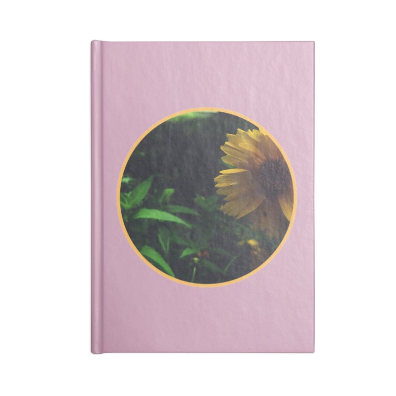 flowers #4 Accessories Lined Journal Notebook by J. Lavallee's Artist Shop