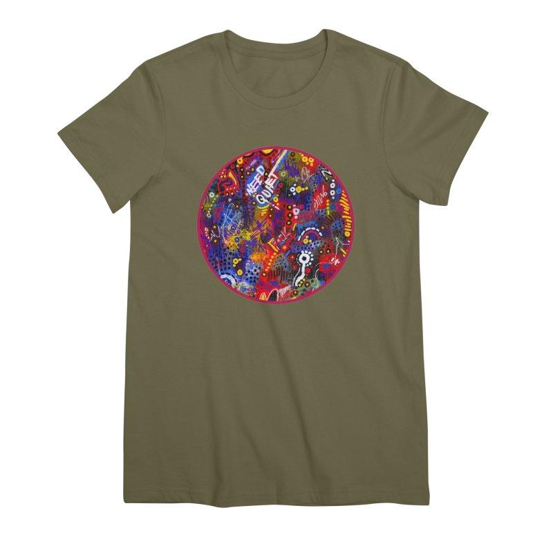 """meltdown imminent"" Women's Premium T-Shirt by J. Lavallee's Artist Shop"