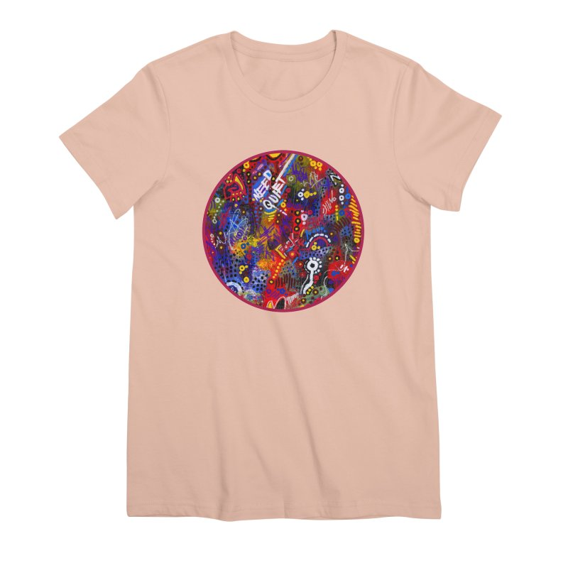 """meltdown imminent"" Women's Premium T-Shirt by J. Lavallee's Artist Shop"