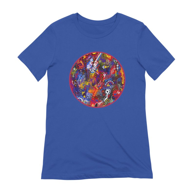 """meltdown imminent"" Women's Extra Soft T-Shirt by J. Lavallee's Artist Shop"