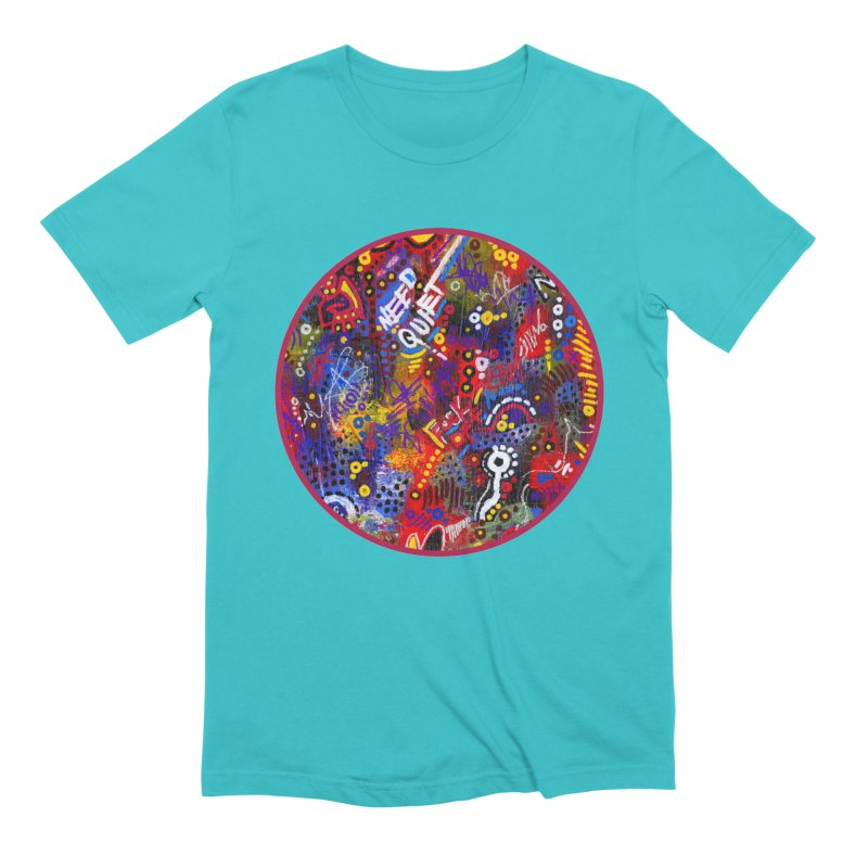 """""""meltdown imminent"""" Men's Extra Soft T-Shirt by J. Lavallee's Artist Shop"""