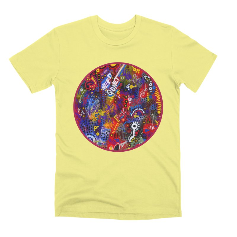 """meltdown imminent"" Men's Premium T-Shirt by J. Lavallee's Artist Shop"