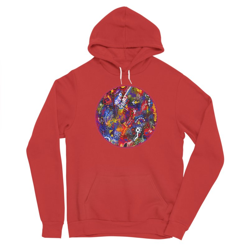 """""""meltdown imminent"""" Women's Pullover Hoody by J. Lavallee's Artist Shop"""