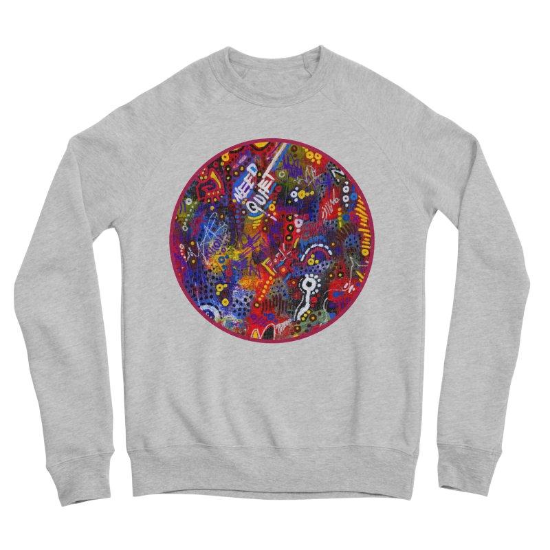 """""""meltdown imminent"""" Women's Sponge Fleece Sweatshirt by J. Lavallee's Artist Shop"""