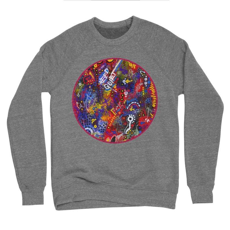 """""""meltdown imminent"""" Men's Sponge Fleece Sweatshirt by J. Lavallee's Artist Shop"""