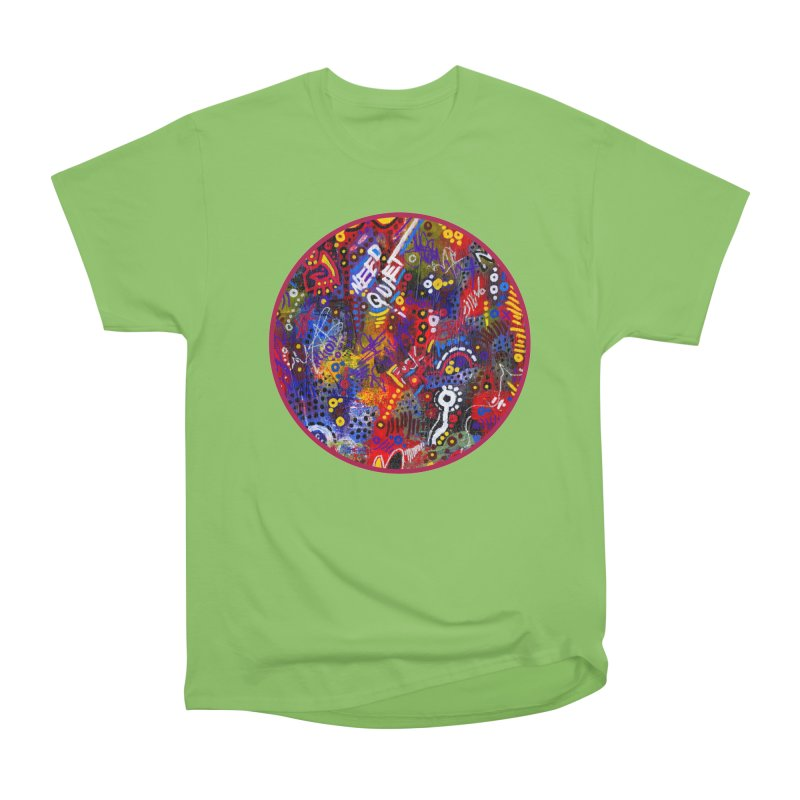 """meltdown imminent"" Women's Heavyweight Unisex T-Shirt by J. Lavallee's Artist Shop"